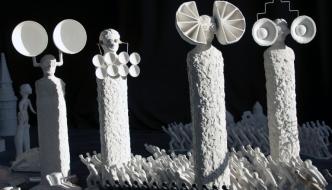 «Смена декораций» – проект Гриши Брускина для 57-й Венецианской биеннале